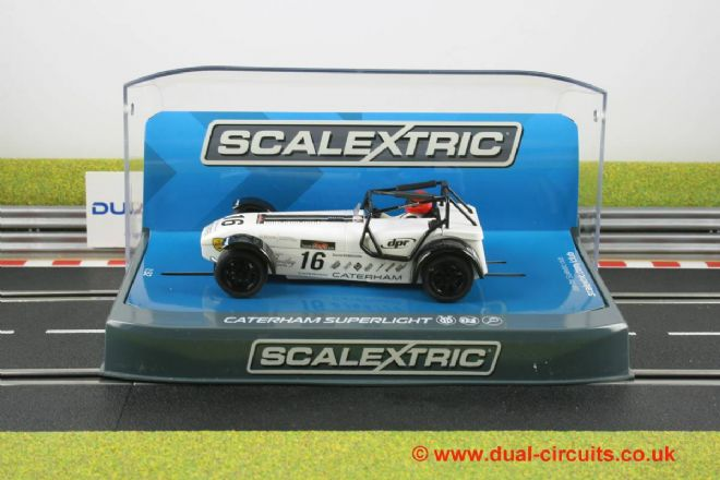 Scalextric C3723 Caterham Superlight - R300-S Championship 2015